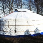 anansi yurts Polyester katoen hoes