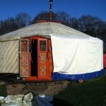 anansi yurts Systeem 1 in delen