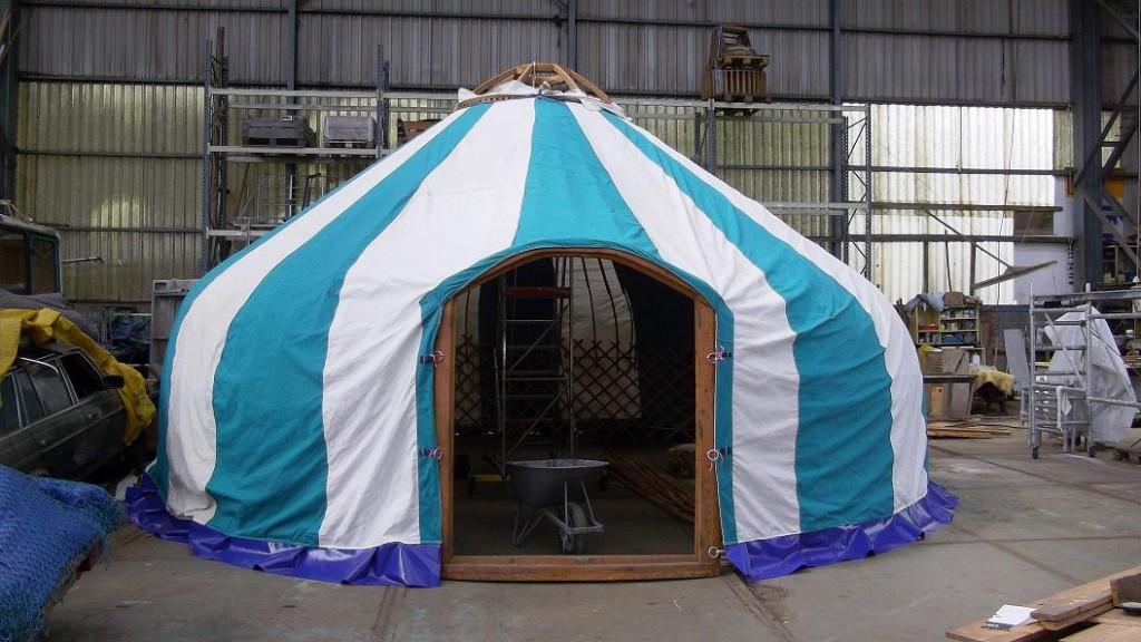 anansi yurts Voorbeeld Kyrgiz hoes