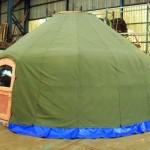 anansi yurts 6m yurt