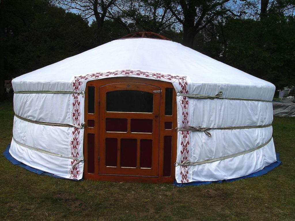 anansi yurts verhuur 6 meter yurt
